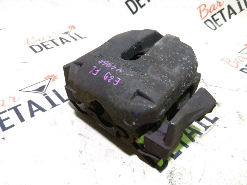 Суппорт тормозной Bmw 5 Серия E39 M54B25 2001 передний левый