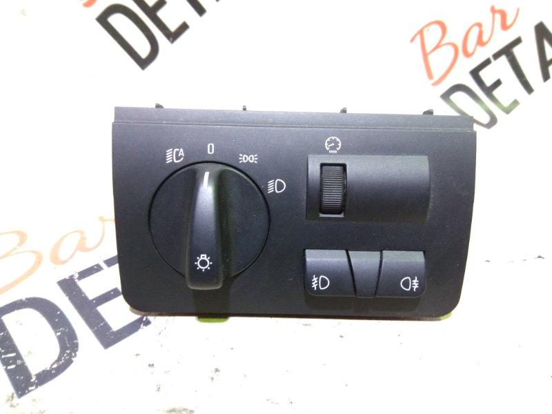 Переключатель света фар Bmw X5 E53 N62B44 2006