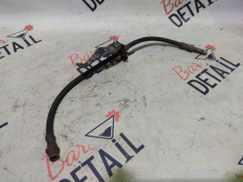Шланг тормозной Bmw 3 Серия E46 M54B22 1999 задний