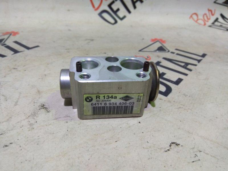 Клапан кондиционера BMW 3 E90, контр.