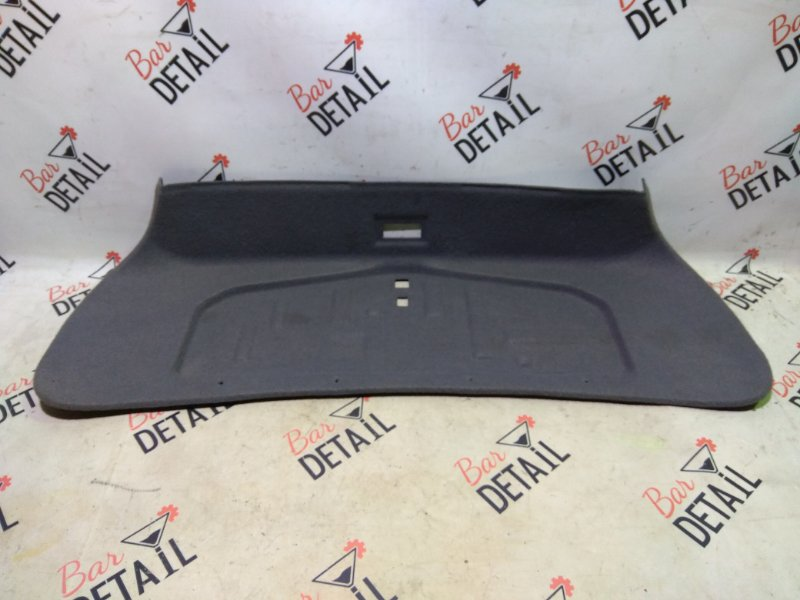 Обшивка крышки багажника Bmw 5 Серия E39 M54B30 2001 задняя верхняя