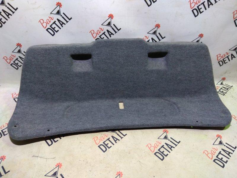 Обшивка крышки багажника Bmw 3 Серия E46 M43B19 1999 задняя верхняя