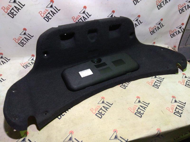 Обшивка крышки багажника Bmw 5 Серия E60 M54B30 2005 задняя верхняя