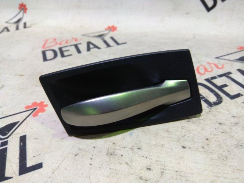 Ручка двери внутренняя правая черная BMW 5 E60_E61 контр.