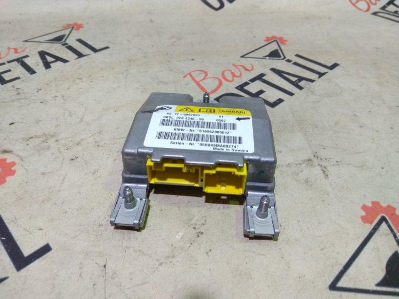 Блок управления airbag Bmw 5 Серия E60 N52B30 2003 левый