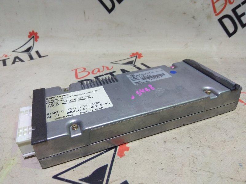 Блок управления Bmw 5 Серия E39 M54B25 2001