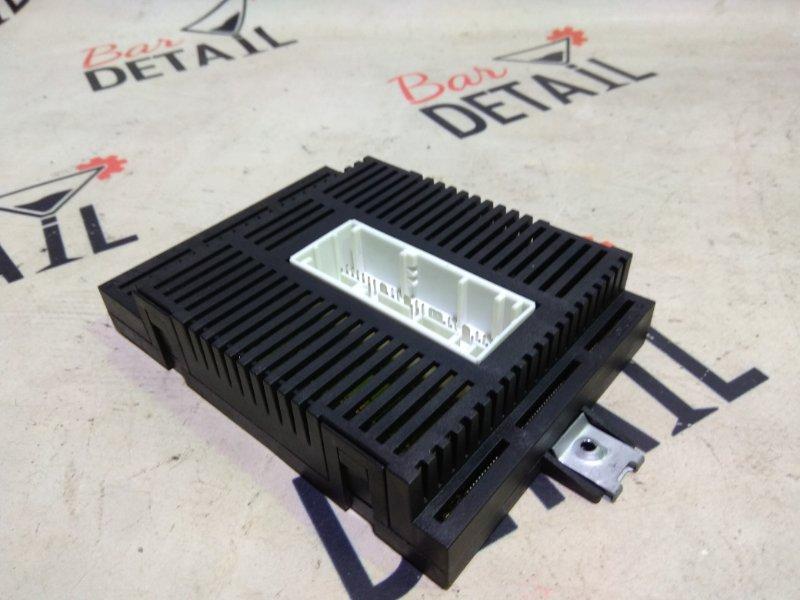 Блок управления светом Bmw 5 Серия E60 N62B44 2004
