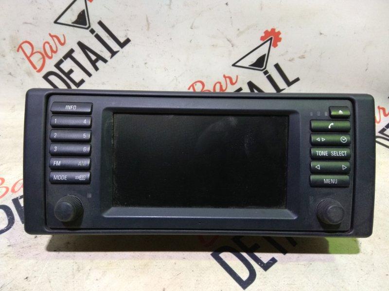 Дисплей информационный Bmw 5 Серия E39 M54B25 2001