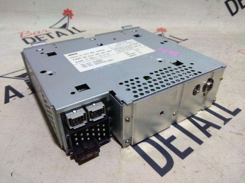 Блок управления радиоприёмником Bmw 5 Серия E39 M54B25 1999