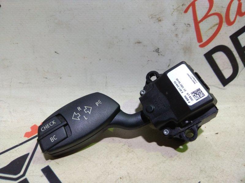 Переключатель поворотов Bmw 5 Серия E61 N52B25 2007