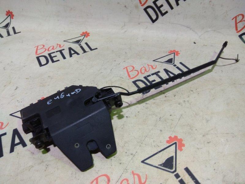 Замок крышки багажника Bmw 3 Серия E46 (4FL) M54B30 2002