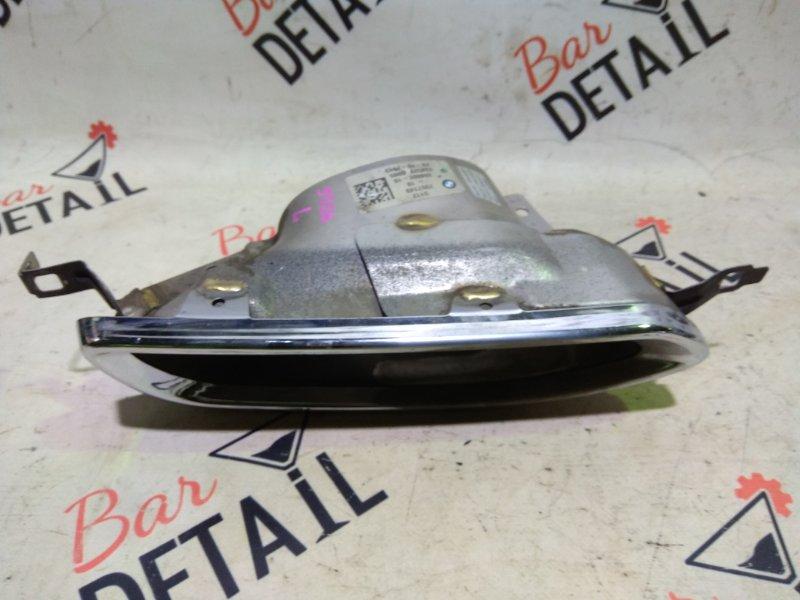 Насадка глушителя Bmw 7 Серия G11 левая