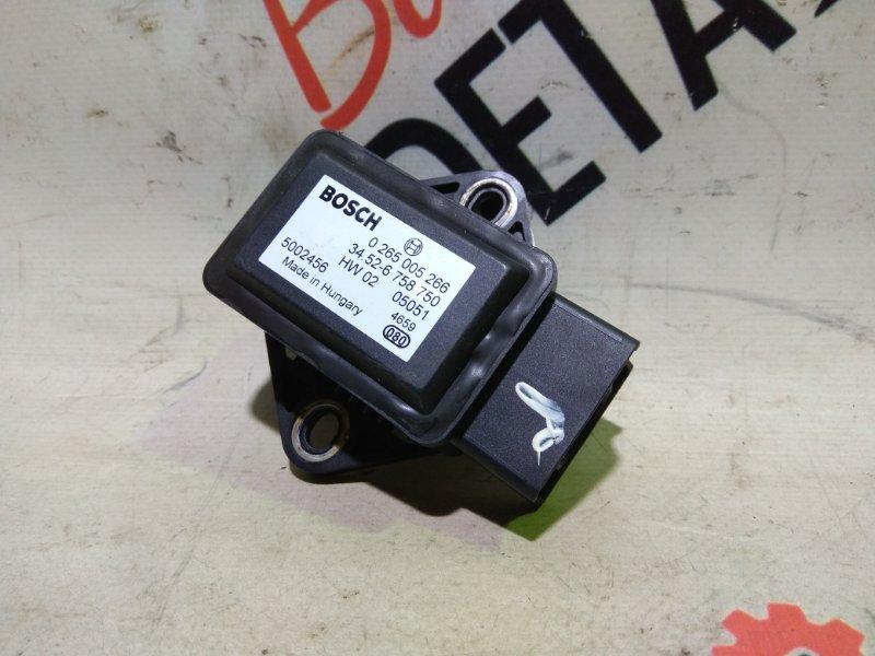 Датчик ускорения Bmw 5 Серия E60 N62B44 2004