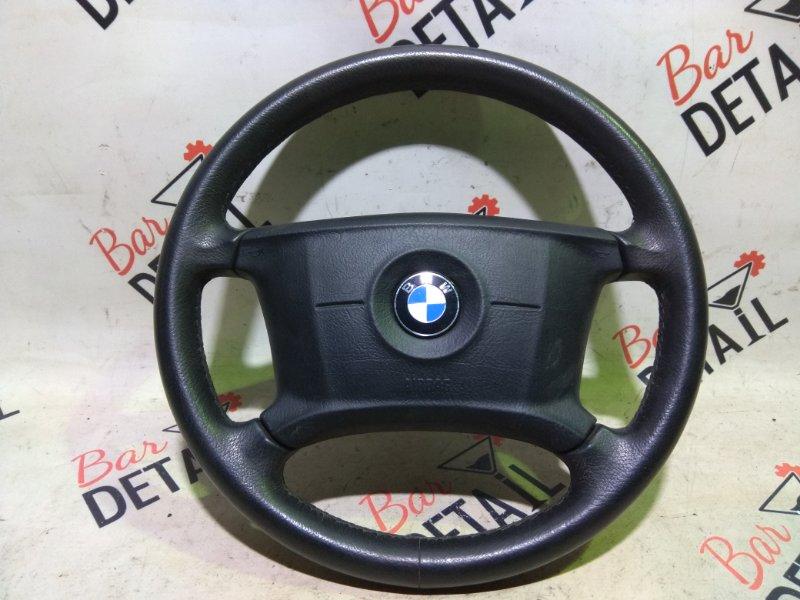 Руль кожа с Airbag BMW 3-series E46 контр.