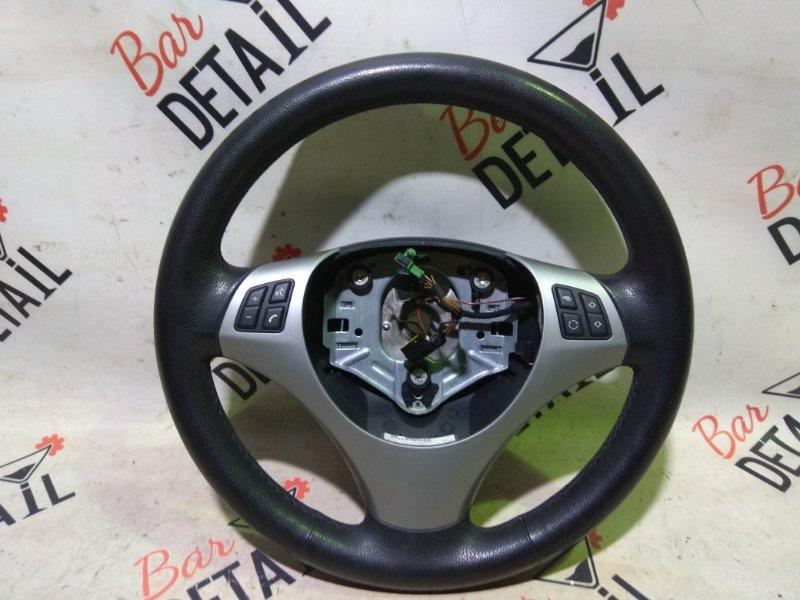 Руль с airbag кожа СПОРТ BMW 3 Series, E90 контр.