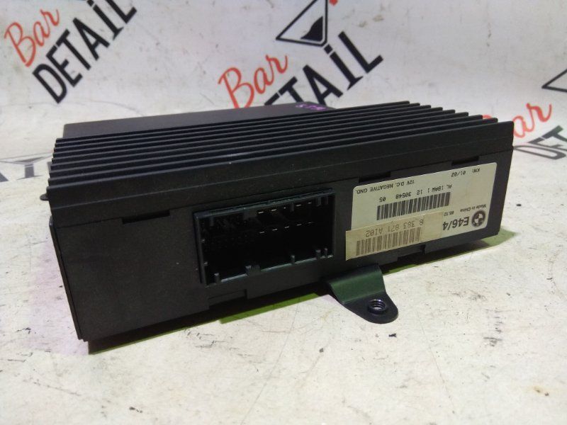 Усилитель магнитолы Bmw 3 Серия E46 (4FL) M54B30 2002
