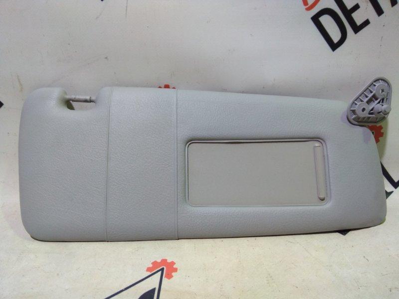 Солнцезащитный козырек п серый BMW 3 Series E46/3 Контр