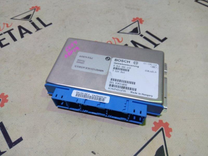 Блок управления акпп Bmw 5 Серия E39 M54B30 2001