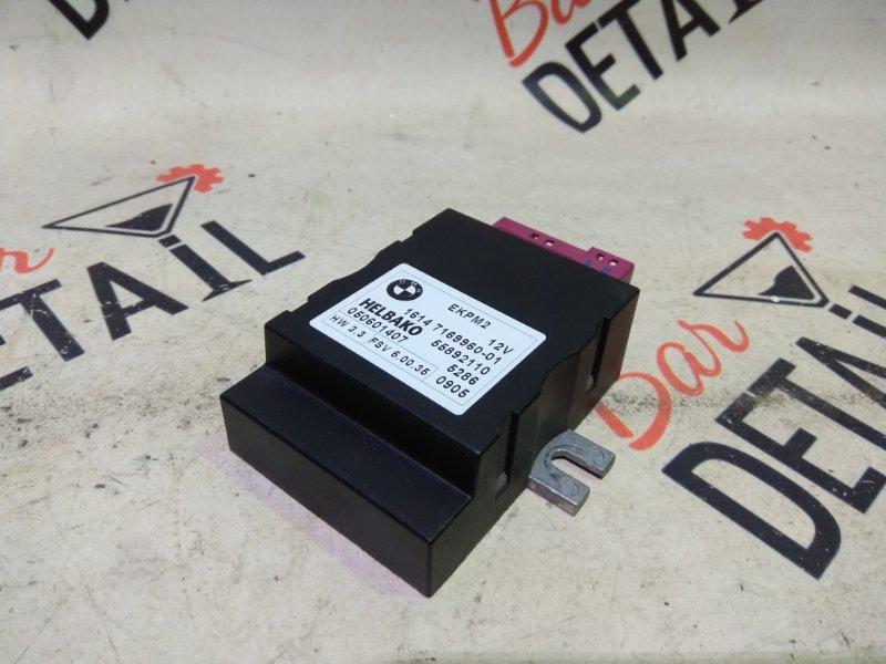 Блок управления топливным насосом Bmw 5 Серия E60 N52