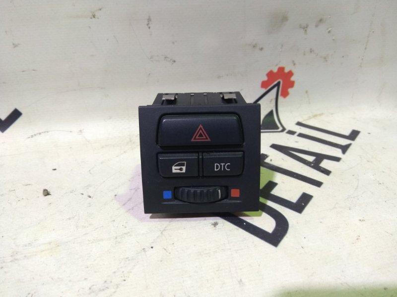 Кнопка аварийной сигнализации Bmw 3 Серия E90 N46B20 2005