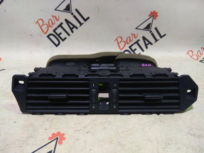 Вентиляционная решетка Bmw 5 Серия E60 M54B30 2003 передняя