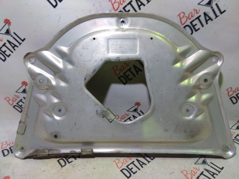 Защита двигателя (пластина жесткости) BMW 5-Series E60 контр