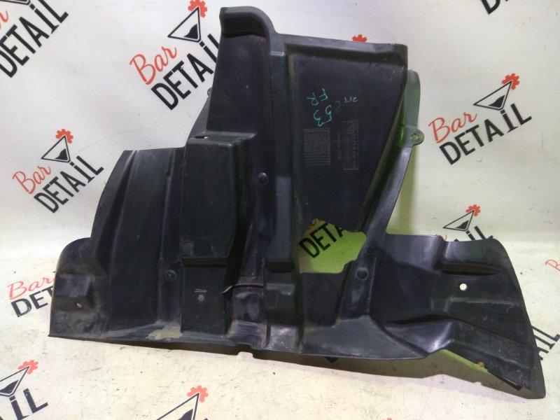 Защита двигателя справа BMW х5 E53, контр.