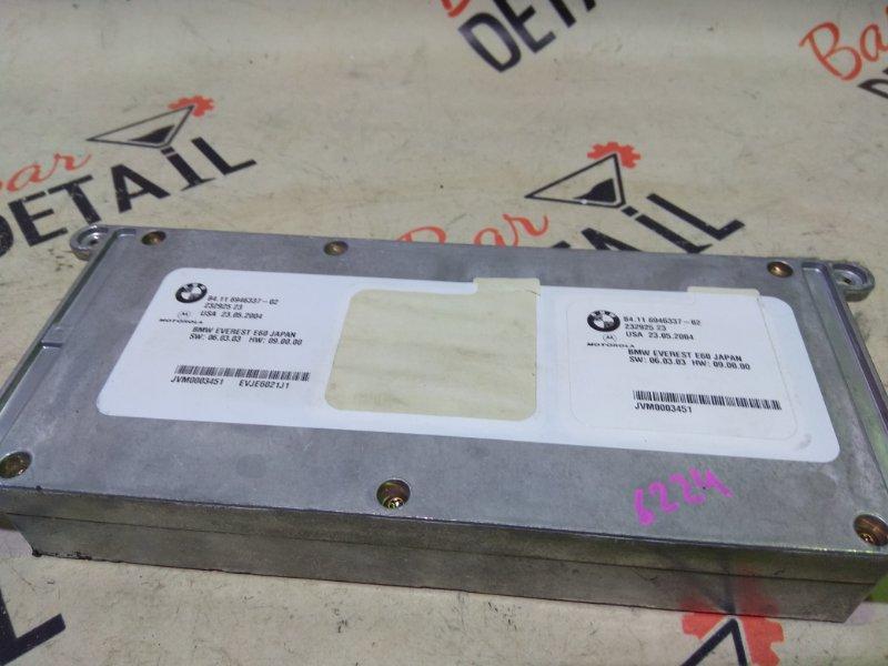 Блок управления Bmw 5 Серия E60 N62B44 2004