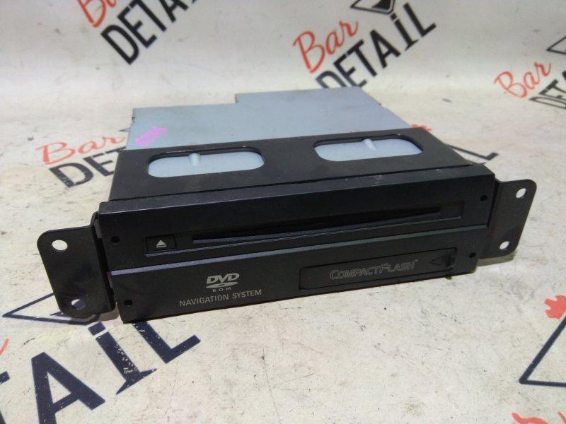 Блок системы навигации dvd rom Bmw 5 Серия E60 N62B44 2004