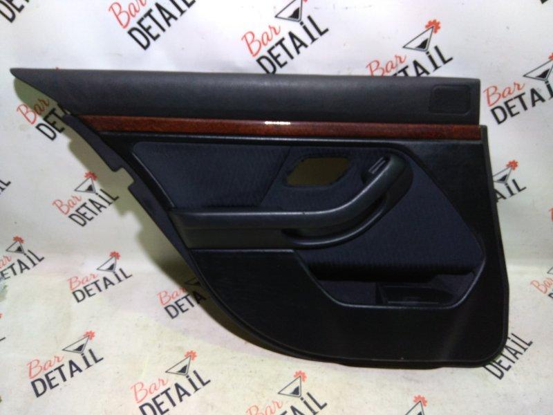 Обшивка двери задней левой ткань BMW 5 E39