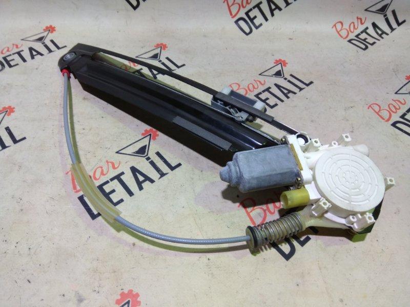 Стеклоподъемник Bmw 5 Серия E39 M54B30 2001 задний левый