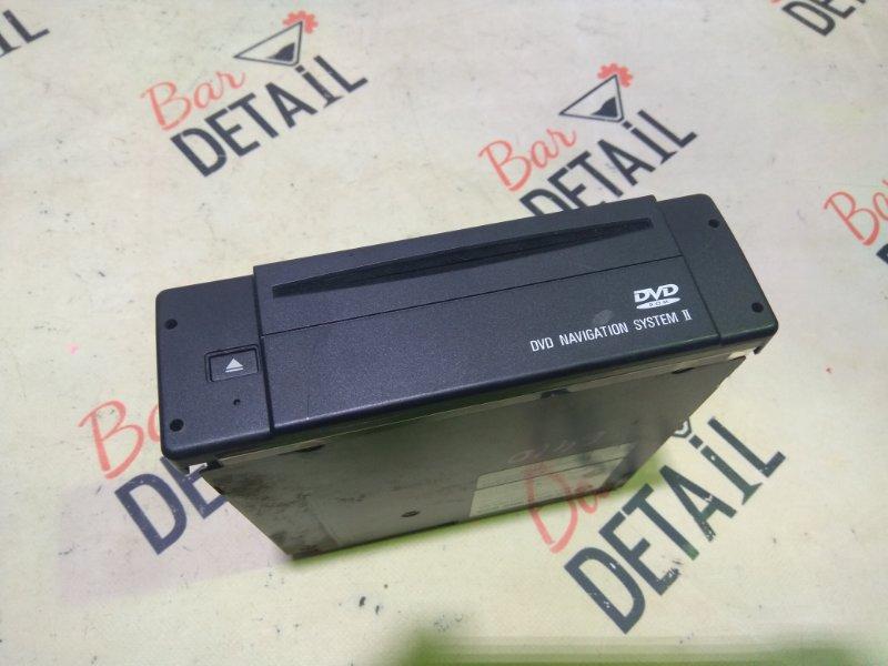 Блок системы навигации dvd rom Bmw 5 Серия E39 M54B30 2001