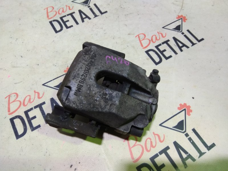 Суппорт тормозной Bmw 5 Серия E39 M54B30 2001 задний левый