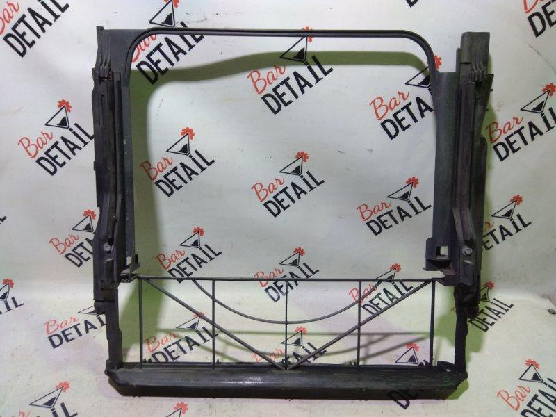 Кассета радиаторов Bmw X5 E53 N62B44 2006 передняя