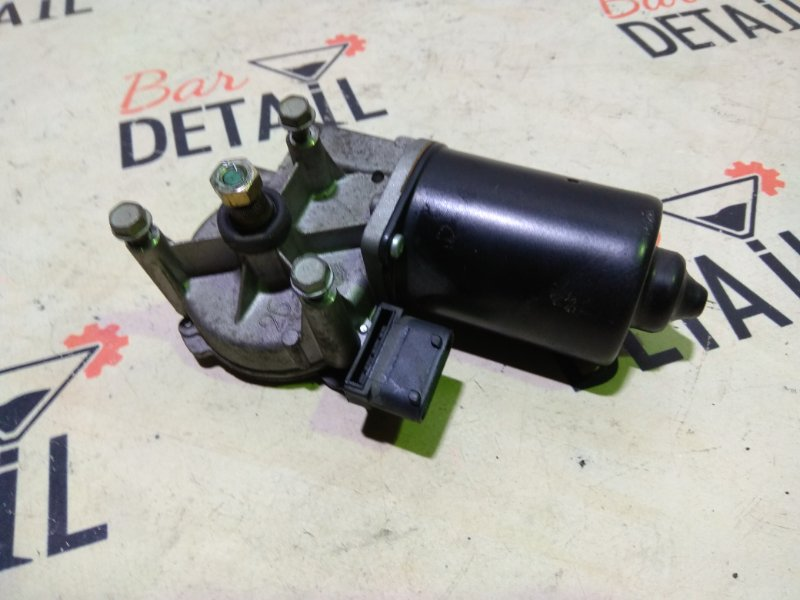 Мотор стеклоочистителя Bmw X5 E53 N62B44 2006