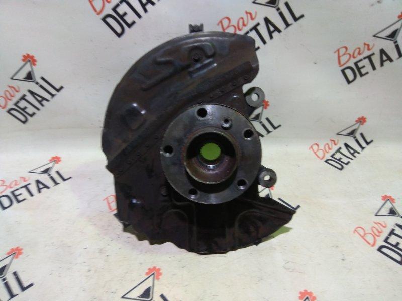 Кулак поворотный Bmw X5 E53 N62B44 2006 передний левый