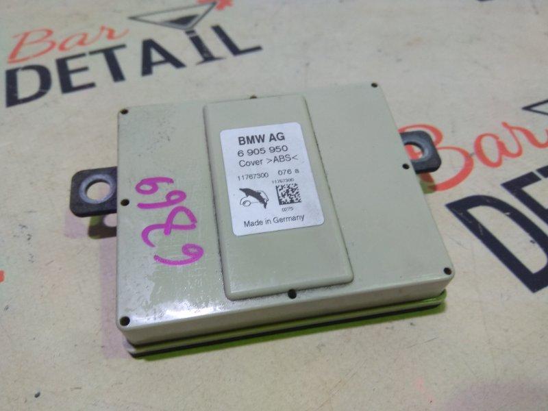Антенна в спойлере Bmw X5 E53 N62B44 2006
