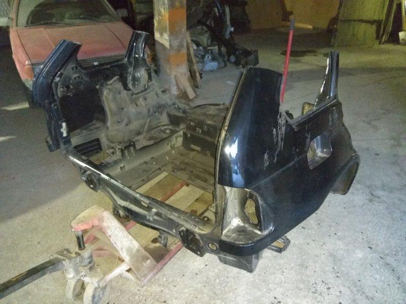 Задняя часть автомобиля Bmw X5 E53 N62B44 2006 задняя