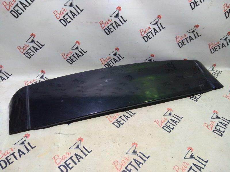 Спойлер крышки багажника Bmw X5 E53 N62B44 2006 задний верхний