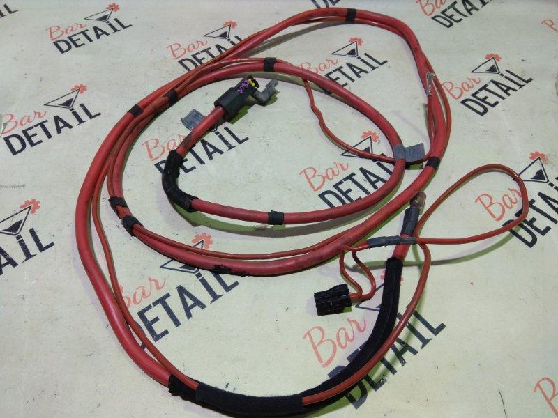 Провод аккумулятора плюсовой Bmw X5 E53 N62B44 2006