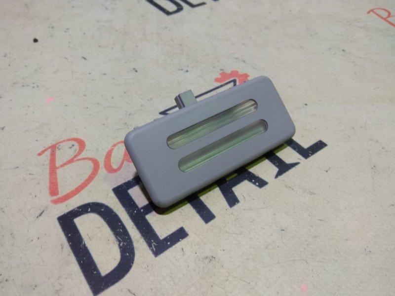 Плафон подсветки зеркала Bmw 5 Серия E60 N62B44 2004 передний верхний