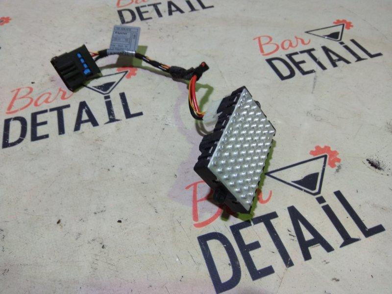 Регулятор печки (ежик) Bmw 5 Серия E60 N62B44 2004