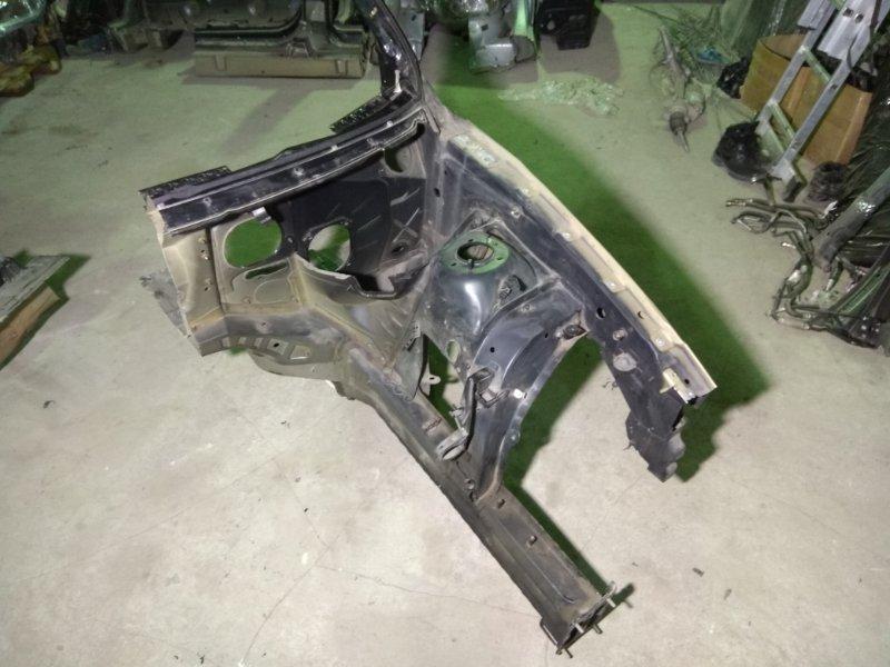 Лонжерон Bmw X5 E53 N62B44 2006 передний левый