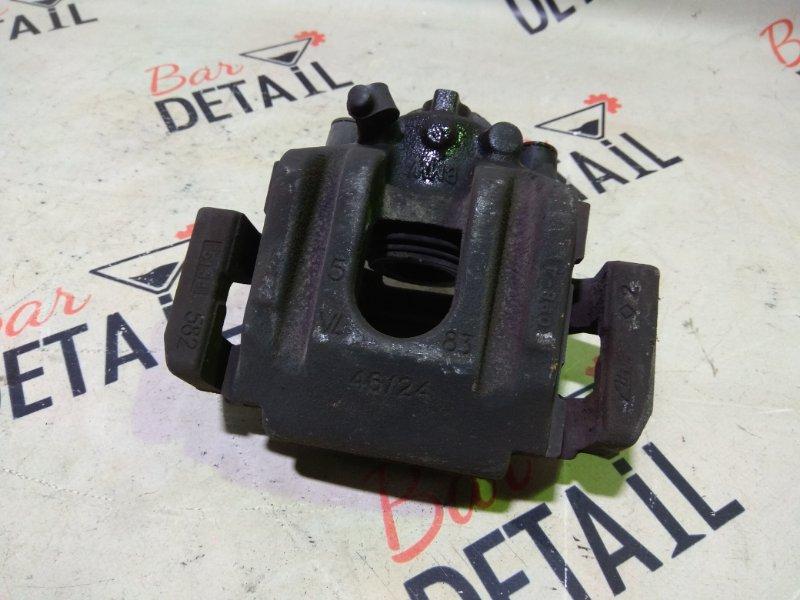 Суппорт тормозной Bmw 5 Серия E60 N62B44 2004 задний левый