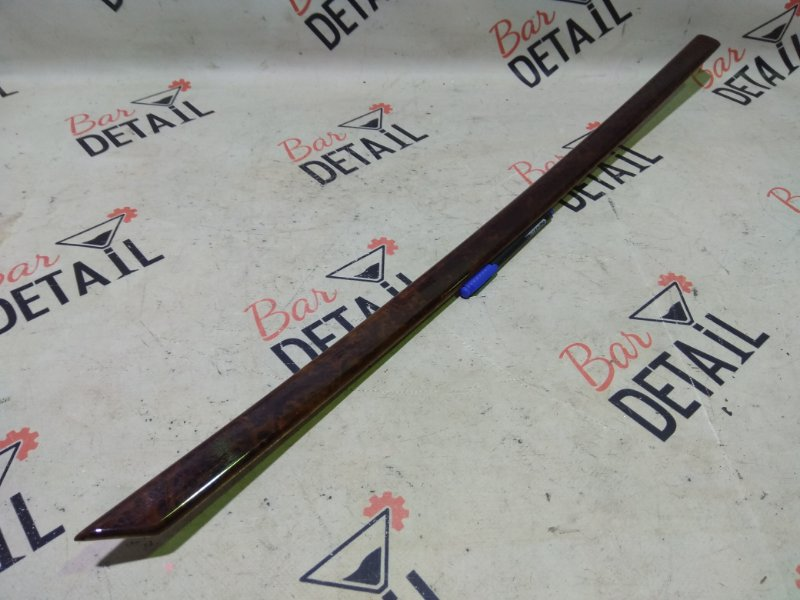Вставка обшивки двери Bmw 5 Серия E39 M54B30 2001 задняя левая