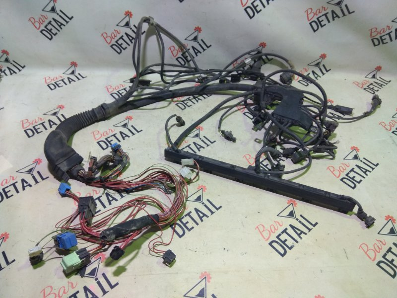 Проводка двс Bmw 5 Серия E39 M54B30 2002