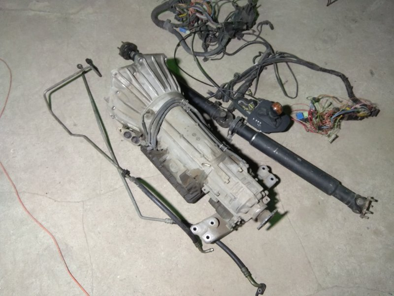АКПП автоматическая A5S300J BMW 5-Series, E39