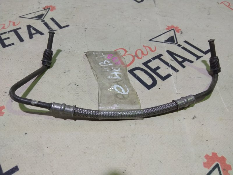 Трубопровод с напорным рукавом цилиндр-блок (1) BMW 3 E46 контр.