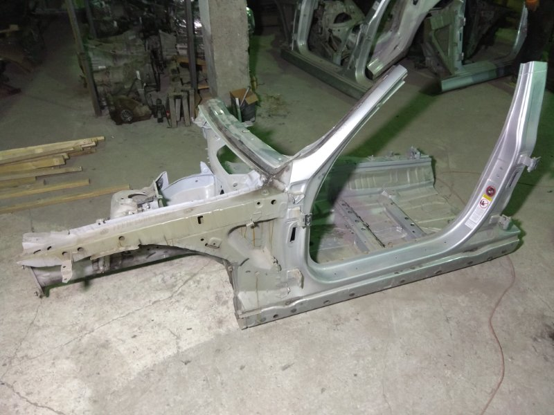 Лонжерон Bmw 5 Серия E39 M54B30 2001 передний левый