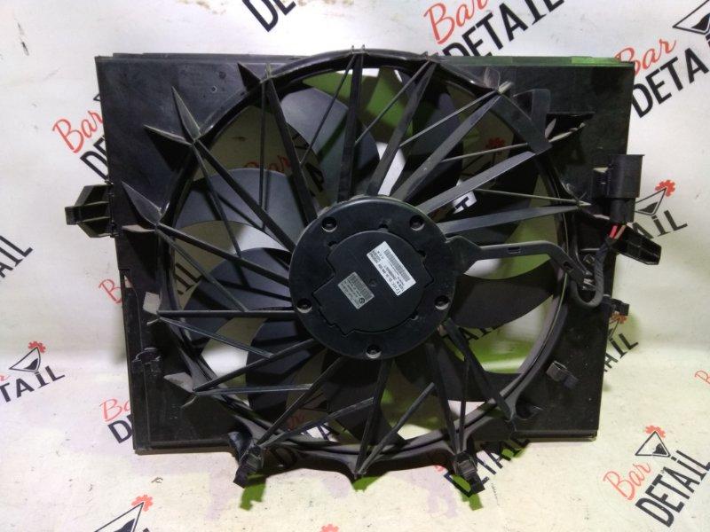 Вентилятор основной Bmw 5 Серия E61 N52B25 2007